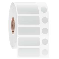 Cryo Barcode Labels - 31.8mm x 12.7mm + 9mm  #JTTA-274