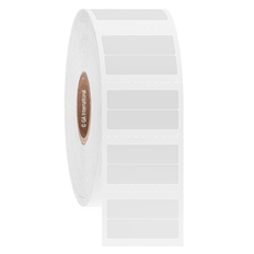 Xylene Resistant Labels for Paraffin Wax - 25.4mm x 7mm  #PRF-149