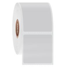 Thermal Transfer Paper Labels - 38.1mm x 38.1mm  #GPA-66