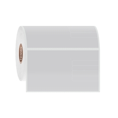 Standard Use Piggyback Labels - 88.9mm x 50.8mm  #PGPA-4