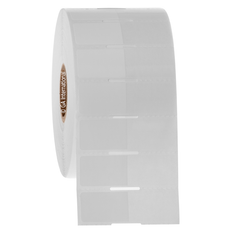Wrap-Around Cryo & Autoclave-Resistant Thermal-Transfer Labels - 25.4mm x 15.9mm + 25.4mm wrap  #CATT-311NOT