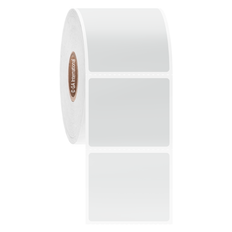 Blockout Paper Labels - 41.30mm x 34.9mm  #BOP-502