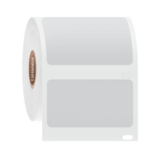 DYMO-Compatible Cryogenic Labels - 57mm x 32mm  #ED1F-082WH