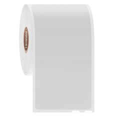 DYMO-Compatible Paper Labels - 54mm x 101mm  #EDY-083WH