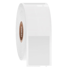 Wrap-Around Labels for Cryogenic Use - 25.4mm x 33.02mm + 36.83mm Wrap  #HBTT-343NOT