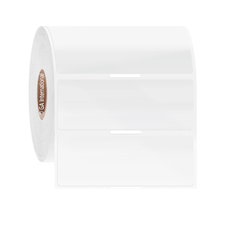 Transparent Cryo & Autoclave-Resistant Thermal-Transfer Labels - 69mm x 25.4mm  #GANA-210NOT