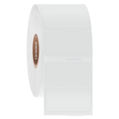 Transparent Cryo & Autoclave-Resistant Thermal-Transfer Labels - 33mm x 15.9mm  #GANA-19NOT