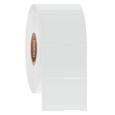 Transparent Cryo & Autoclave-Resistant Thermal-Transfer Labels - 31.8mm x 22.2mm  #GANA-9NOT