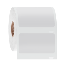 Chemical Resistant DYMO Compatible Cryo Labels - 57.2mm x 31.8mm  #EDCC-082WH