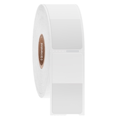 Wrap-Around Labels for Cryogenic Use - 22mm x 22mm + 22mm Wrap  #HBTT-344NOT
