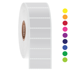 Deep-Freeze Barcode Labels - 25.4mm x 11.1mm  #FJT-1
