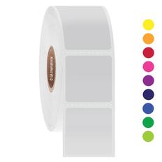 Deep-Freeze Barcode Labels - 25.4mm x 25.4mm  #FJT-29