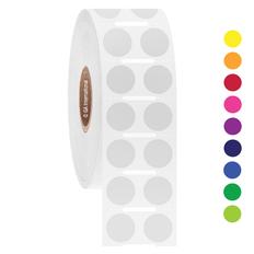 Deep-Freeze Barcode Labels - 11.1mm Circles  #FJT-22NOT