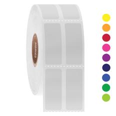 Deep-Freeze Barcode Labels - 12.7mm x 31.8mm  #FJT-34