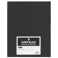 11x14 5pk Super Black Presentation & Mounting Boards