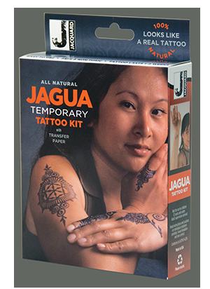 Jagua All Natural Temporary Tattoo Kit Meininger Art Materials