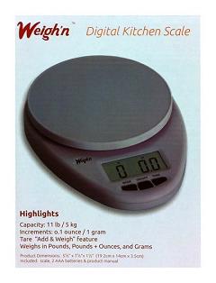 Wholesale Kitchen Scale