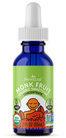 Unflavored Organic Monk Fruit Liquid Drops