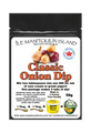 Mix 1 Tbsp in 1 cup of sour cream or yogurt. For best results allow to mellow in fridge for 1 hour. Great with chips, vegetables, baked potato, etc.
