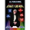 Michael Skinner's Ultimate 3 Card Monte (Blue) - Trick
