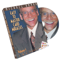 Easy to Master Card Miracles Volume 5 by Michael Ammar - DVD