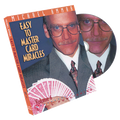 Easy to Master Card Miracles Volume 6 by Michael Ammar - DVD