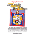 Rabbit Ta-Dah Silk (45 inch) by Goshman - Tricks
