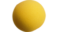 4 inch Super Soft Sponge Ball (Yellow) from Magic by Gosh (1 each)