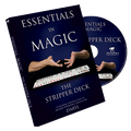 Essentials in Magic Stripper Deck - DVD