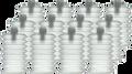 Squeaker Accordian Double-Voice - Medium (12 Pack) - Trick