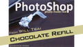 Refill Photoshop - Chocolate Refill Pack (10 Refills) by Will Tsai and SansMinds - Trick