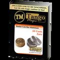 Boston Coin Box (50 cent Euro Aluminum) (A0005) by Tango - Trick