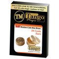 Slot Boston Box Brass 50 cent Euro by Tango -Trick (B0020)