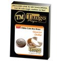 Slot Okito Coin Box Brass Quarter by Tango -Trick (B0018)