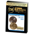 Expanded Shell Coin (20 Cent Euro) by Tango Magic - Trick (E0006)