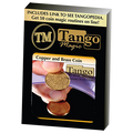 Copper and Brass (5c and 20c Euro) by Tango - Trick (E0055)