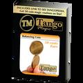 Balancing Coin (50 cents Euro) by Tango - Trick(E0048)