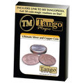 Ultimate Copper Silver by Tango Magic -Trick (D0061)