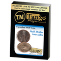 Expanded Shell Half Dollar (Two Sided)D0006 by Tango - Trick