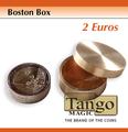 Boston Box (2 Euro coin) (B0007) by Tango Magic - Trick