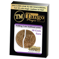 Folding 50 Cent Euro (E0037) by Tango - Trick