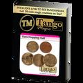 Hopping Half Euro (E0031)by Tango - Trick