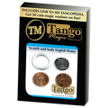 Scotch And Soda English Penny (D0049) by Tango -  Trick