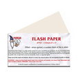 "Theatre Effects Pyrowizard™ Flash Paper Sheets - 4 sheets 8""x9"""