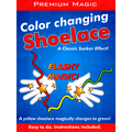 Color Changing Shoelaces by Premium Magic - Trick