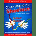 Color Changing Shoelaces by Premium Magic - Trick