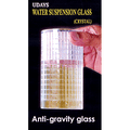 Water Suspension Glass (clear) by Uday - Trick