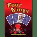 Four Kings by Vincenzo Di Fatta - Tricks