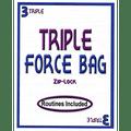 Triple Force ZIP LOCK Bag - Trick