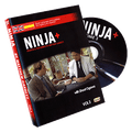 Ninja + Volume 3 (DVD, SPANISH and English) by Matthew Garrett - DVD
